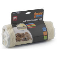 Ancol Self Heating Pet Pad for Cats & Dogs Large 90x64cm