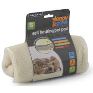 Ancol Self Heating Pet Pad for Cats & Dogs Small 48x38cm
