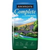 Arkwrights Working Dog Chicken Food 15kg