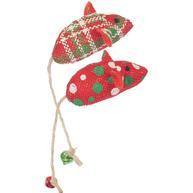Rosewood Jingling Catnip Mice Cat Toy