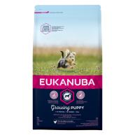 Eukanuba Growing Puppy Chicken Toy Breed Puppy Food