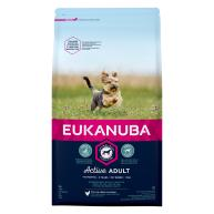 Eukanuba Active Adult Chicken Toy Breed Dog Food