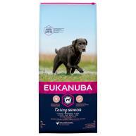 Eukanuba Caring Senior Chicken Large Breed Senior Dog Food 12kg