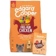 Edgard & Cooper Fresh Chicken Grain Free Adult Dog Food