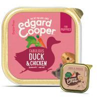 Edgard & Cooper Chicken & Duck Grain Free Wet Puppy Food 150g x 11