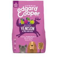Edgard & Cooper Venison & Duck Grain Free Adult Dog Food 2.5kg