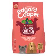 Edgard & Cooper Chicken & Norwegian Salmon Grain Free Senior Dog Food
