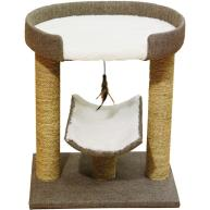 Rosewood Saffron Natural Cat Scratcher