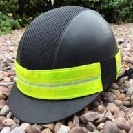 Equisafety Rechargeable LED Flashing Hatband