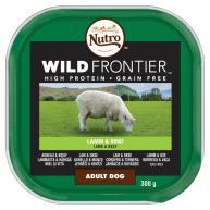 NUTRO Ancestral Lamb & Beef Loaf Adult Wet Dog Food Trays