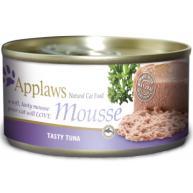 Applaws Tuna Mousse Cat Food 70g x 24