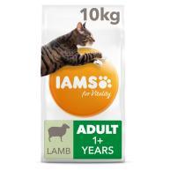 IAMS for Vitality Lamb Adult Dry Cat Food