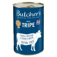 Butchers Tripe Dog Food Tins 1.2kg x 6