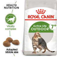 Royal Canin Outdoor 7+ Dry Adult Cat Food