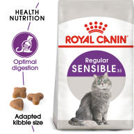 Royal Canin Sensible 33 Dry Adult Cat Food