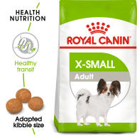Royal Canin X-Small Adult Dry Dog Food 1.5kg