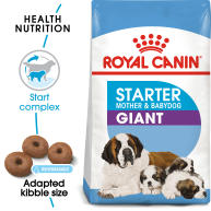 Royal Canin Giant Starter Mother & Babydog Adult and Puppy Dry Dog Food