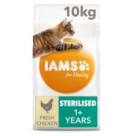 IAMS for Vitality Light in Fat Sterilised Cat Food