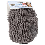Scruffs Noodle Mitt Grooming Glove for Dogs