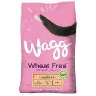 Wagg Complete Sensitive Wheat Free Chicken & Rice Dog Food