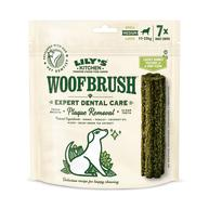 Lilys Kitchen Woofbrush Dental Chews for Dogs Medium Dog x 7 Chews