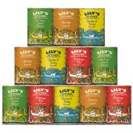 Lilys Kitchen Classic Dog Favourites Multipack Wet Adult Dog Food Tins 400g x 12