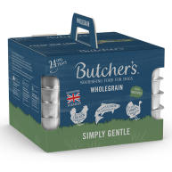 Butchers Simply Gentle Dog Food Trays 150g x 24