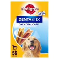Pedigree Dentastix Large Adult Dog Treat 56 Stick