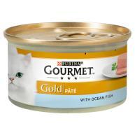Gourmet Gold Pate Ocean Fish Cat Food