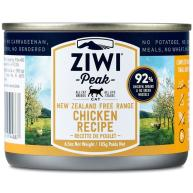 ZiwiPeak Daily Cat Cuisine Chicken Cat Food 185g x 12