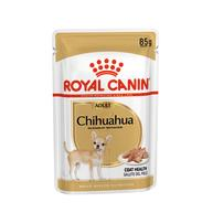 Royal Canin Chihuahua Wet Adult Dog Food Pouches 85g x 12