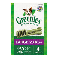 Greenies Large Dental Dog Treats