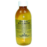 Gold Label KillKoff Herbal Syrup for Horses