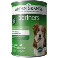 Arden Grange Partners Lamb & Rice Wet Adult Dog Food