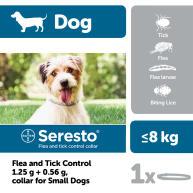 Seresto Flea & Tick Collar for Dogs