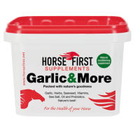Horse First Garlic & More Horse Supplement