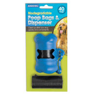 Ancol Poop Bags & Dispenser