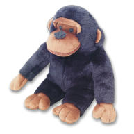 Happy Pet Big Buddy Chucky The Chimp Jumbo-size Dog Toy