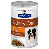 Hills Prescription Diet KD Chicken & Veg Stew Wet Dog Food