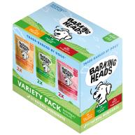 Barking Heads Variety Pack Wet Adult Dog Food