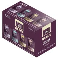 AATU Variety Pack Wet Adult Cat Food