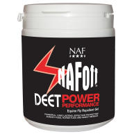 NAF OFF DEET Power Gel for Horses