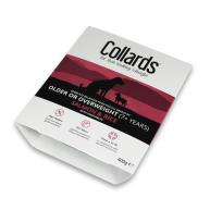 Collards Senior Lite Salmon Rice & Veg Wet Dog Food Trays