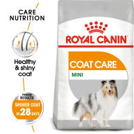 ROYAL CANIN Mini Coat Care Adult Dry Dog Food