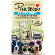 Woof & Brew Pawsecco Freeze Pops for Cats & Dogs