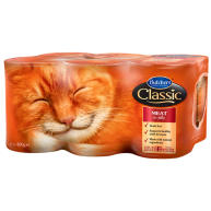 Butchers Classic Cat Meat Variety Wet Cat Food 400g x 6