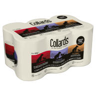 Collards Grain-Free Variety Wet Dog Food Tins