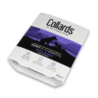 Collards Duck & Rice Adult Wet Dog Food Trays 400g x 35