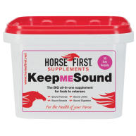 Horse First Keep Me Sound Horse Supplement