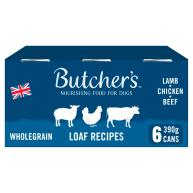 Butchers Loaf Recipes Dog Food Tins 390g x 6